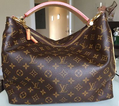 d8baf51360149 Authentic Gently Used Louis Vuitton Sully PM Handbag