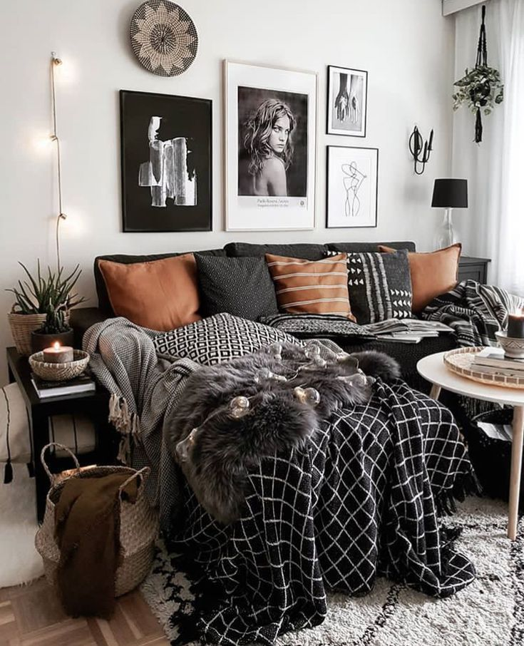cozy and modern urban family room love the rustic - cozy ...