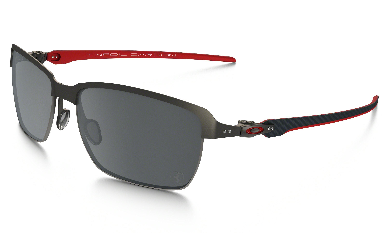 Oakley Men\'s Scuderia Ferrari Collection Polarized Tinfoil Carbon ...