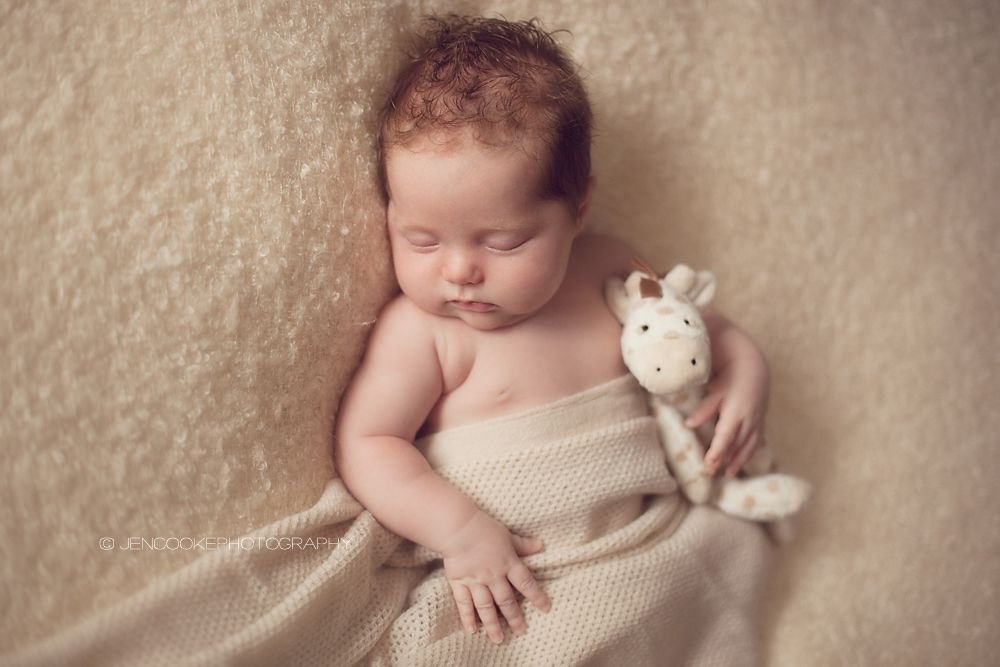 Inspiring Image of the Week   featuring Jen Cooke Photography on LearnShootInspire.com #newborn #photography