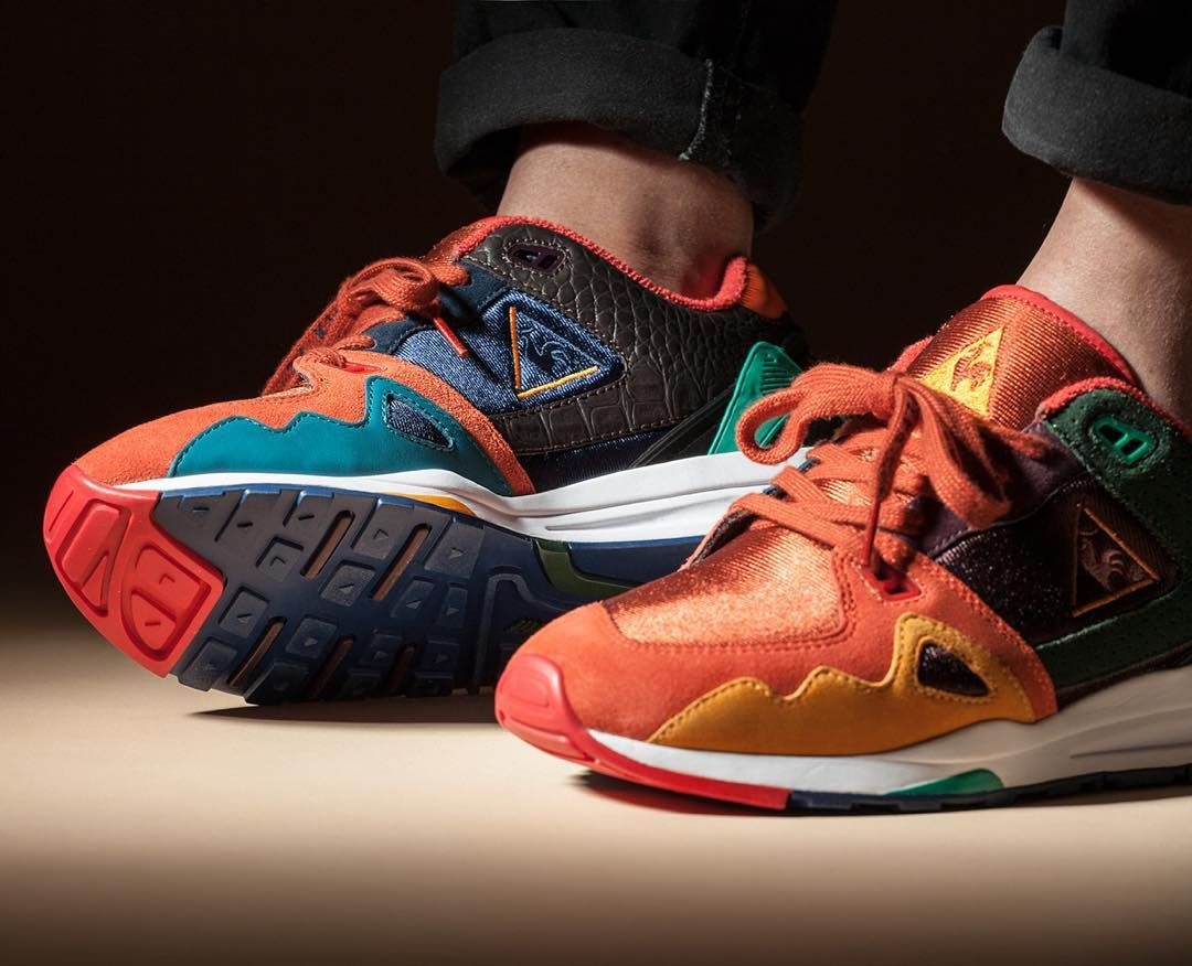 e3900455b3 24 Kilates x Le Coq Sportif LCS R1000 'Gallo' | Men shoes in 2019 ...