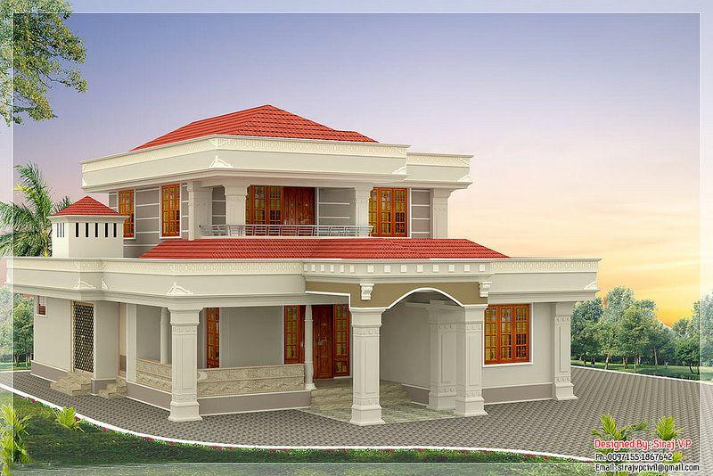 Beautiful home design keralahouseplanner flickr also in villa plan pinterest house rh