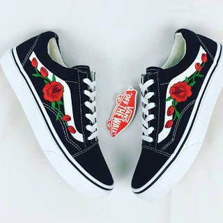 a1ecd89c942 Rose Vans Old skool