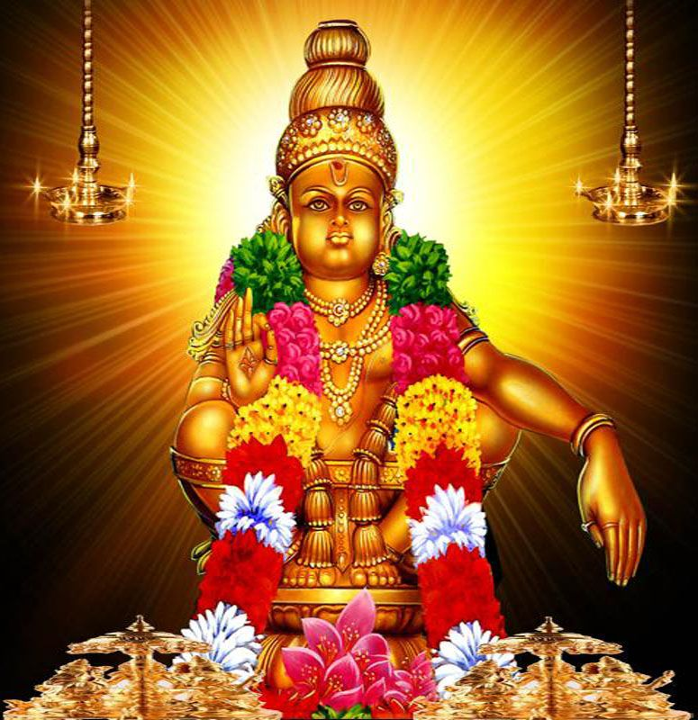 Lord Ayyappa Swamy Wallpaper Photos Famous Hindu Temples And Tourist Places In India Lord Shiva Hd Images Hindu Deities Lord Hanuman Wallpapers