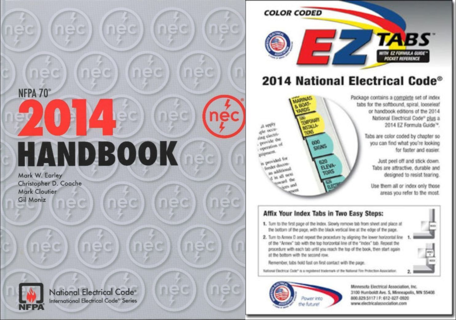 Electric Code Book | Home idea | Pinterest | Electrical code ...