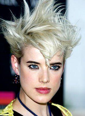 10++ 80s punk womens hairstyles ideas