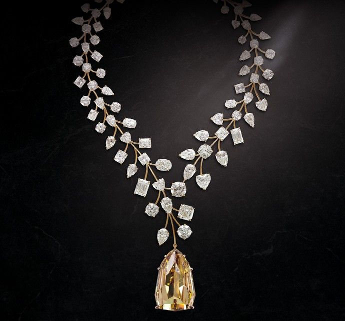 Top 10 most expensive jewelry in the world Diamond Fashion