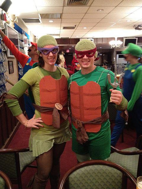 Becoming ninja turtles diy ninja turtle costumes best of becoming ninja turtles diy ninja turtle costumes solutioingenieria Image collections
