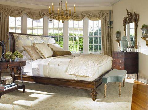 Century Furniture - Consulate Bedroom Set - CONSULBED1 ...