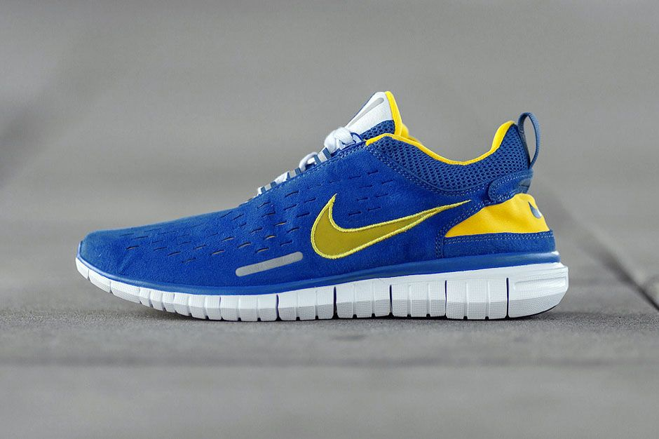 For Summer Nike continues to celebrate the anniversary of its Free  technology with the new Nike Free OG Breeze.