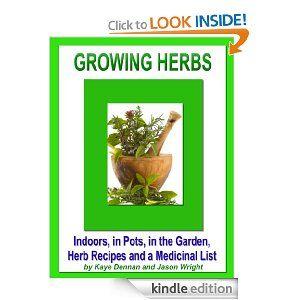 Amazon Com Growing Herbs Indoors In Pots In The Garden 640 x 480