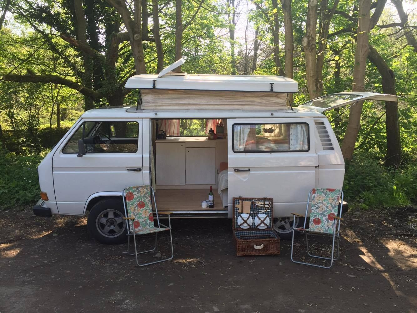 Camper Cars Vw T25 Camper Van T3 Not T1 T2 Ebay Ideas For My 84