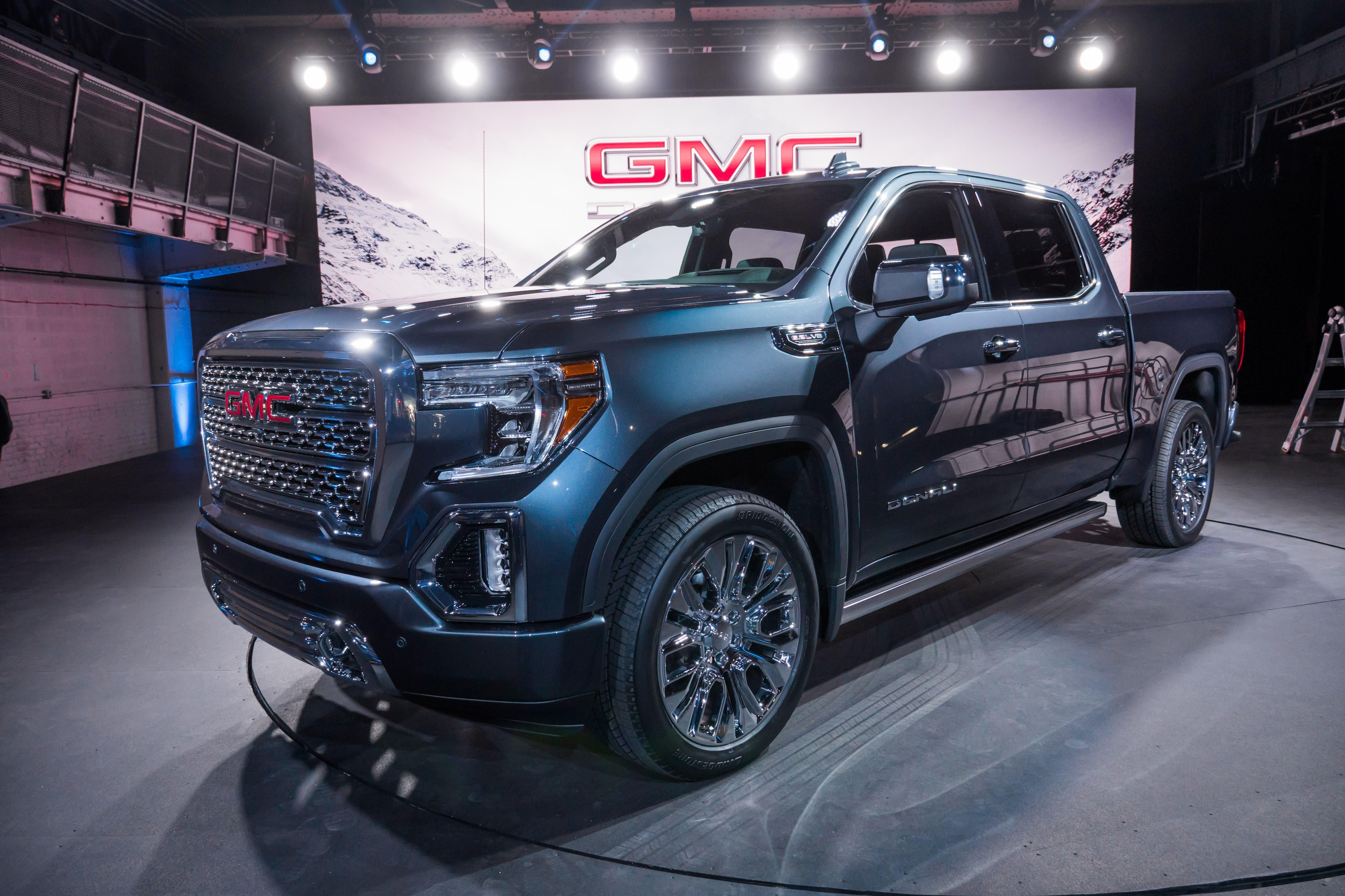 New 2019 Gmc Denali Xl Release Date And Specs Gmc Denali Yukon