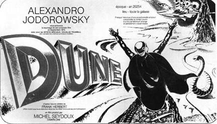Cinquante ans après sa sortie, il est temps de (re)lire «Dune» | Slate.fr
