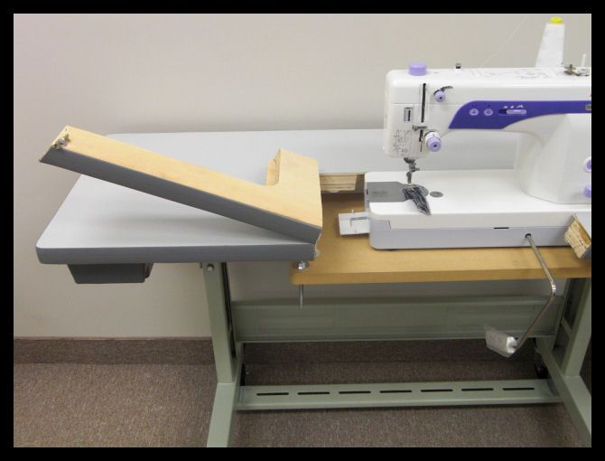 Commercial Table For Janome 40 Series MC40 And MC40 Sewing Delectable Janome Sewing Machine Tables