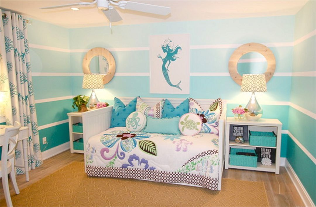 Majestic 35 Best and Marvelous Mermaid Room