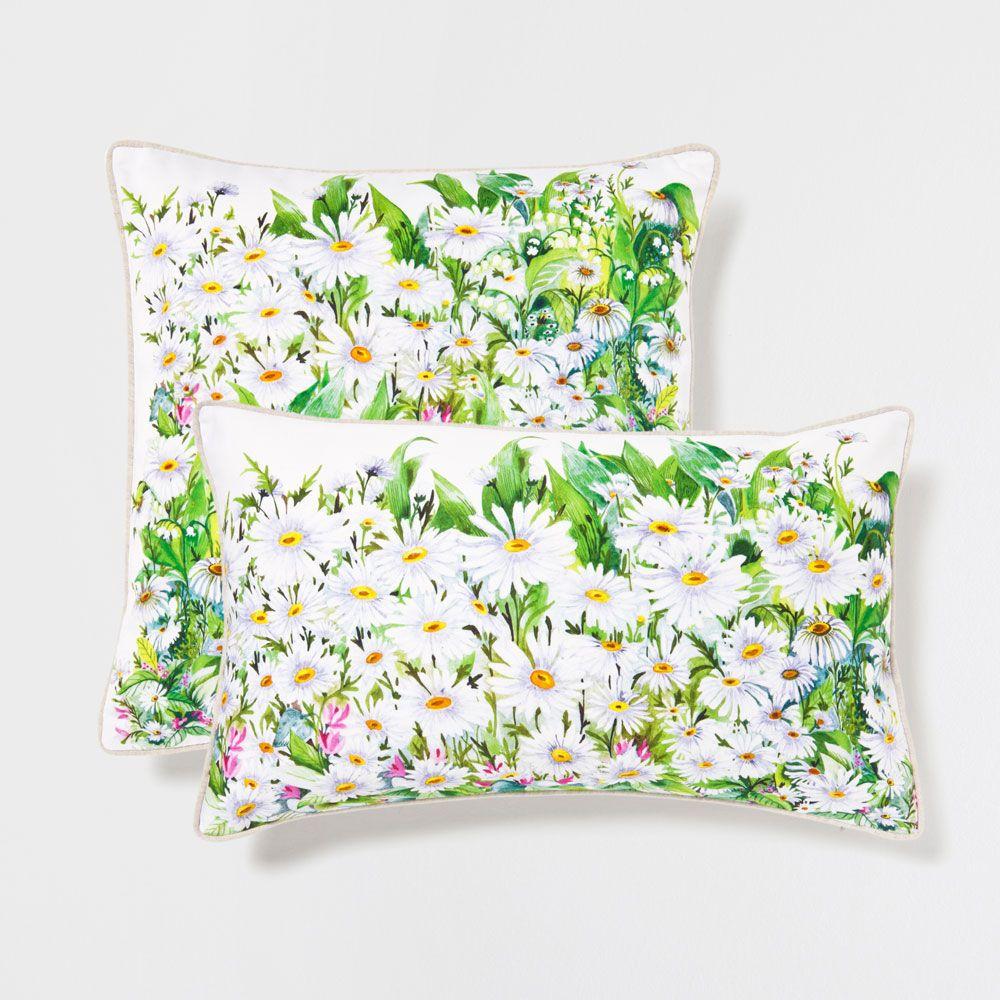 Pillows, Zara Home, Linen Pillows