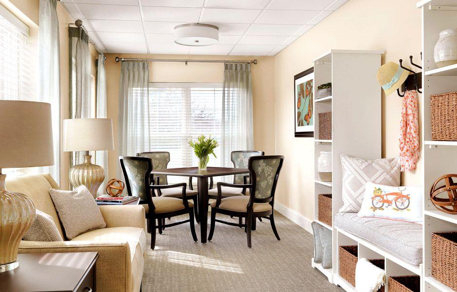 Westbridge Memory Care Senior Living Interior Design Senior Living Design Senior Living Facilities