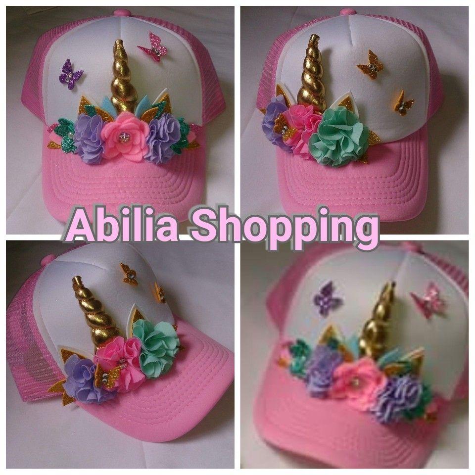 Gorras personalizadas Abilia Shopping Whatsapp 3132196957 Unicornio ... 0c0fc363c87