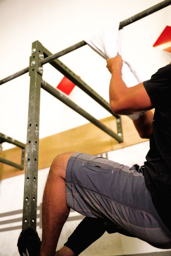 How to Improve Your Rope Climbs | Grip