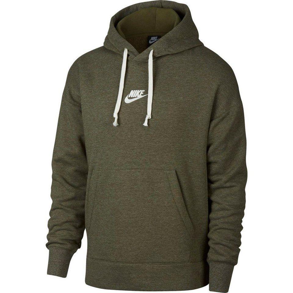 Nike Sportswear HERITAGE HOODIE Kapuzenpullover black
