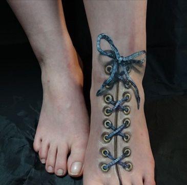 Asombrosos Y Realistas Tatuajes 3d Para Mujeres Tatuajes Para