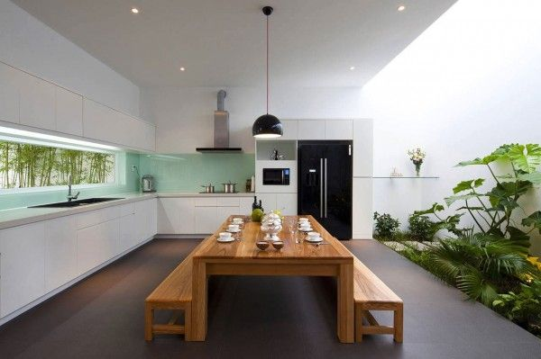 Idees Decoration Japonaise Pour Un Interieur Zen Et Design Interieur Japonais Moderne Interieur Japonais Cuisines Design