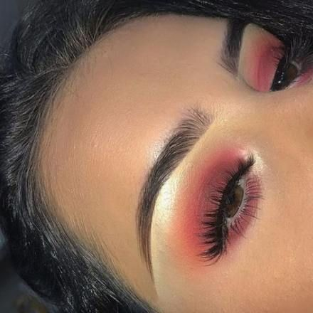 Best Nails Red Matte Brows Ideas -   8 makeup Simple red ideas