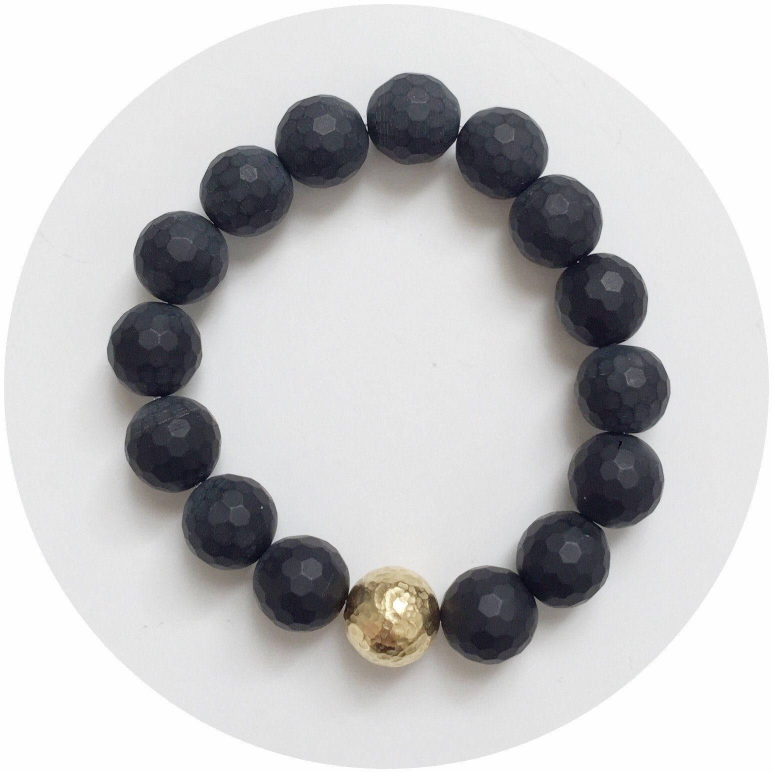 Best Matte Black Onyx With Hammered Gold Accent Hammered Gold 400 x 300