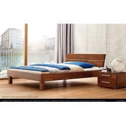 Photo of Futon bed / solid wood bed solid pine walnut A10, incl. Slatted frame – dimensions 140 x – home/home