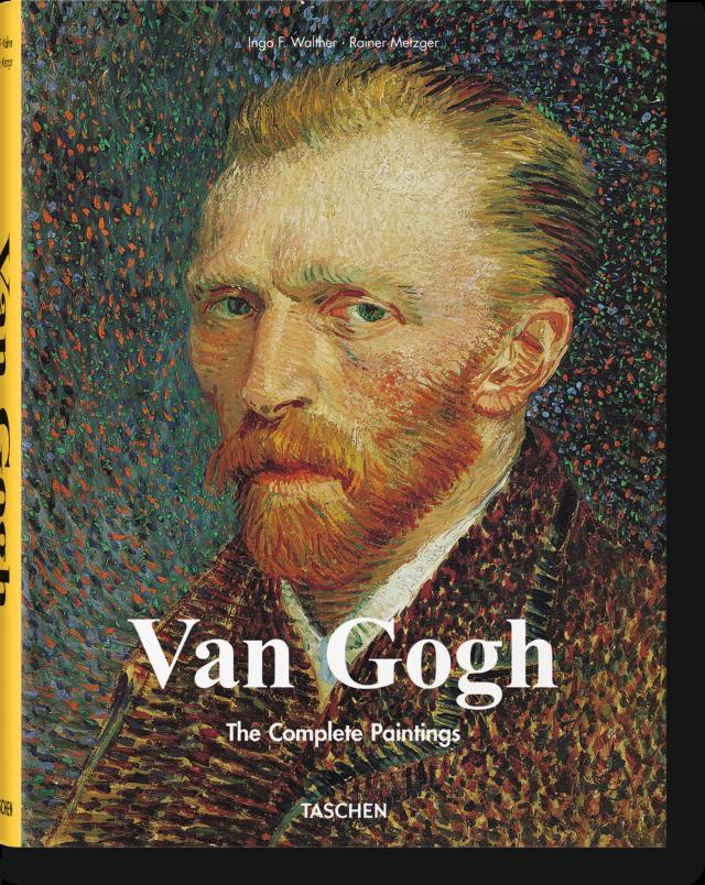 Van Gogh The Complete Painting Taschen Book Vincent Art Self Portrait Essay Conclusion My