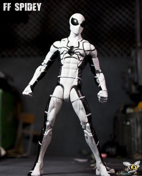 FF spider-man (future foundation) (Marvel) Custom Action ...
