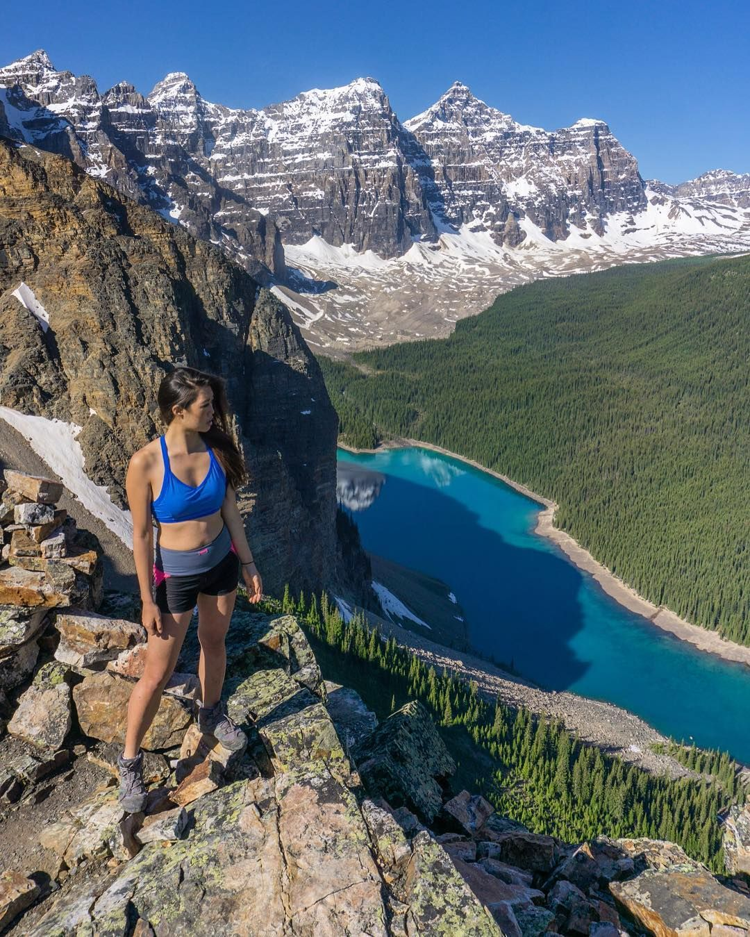 Top 5 Favourite / Best Hikes near Banff | Toto, we're not in