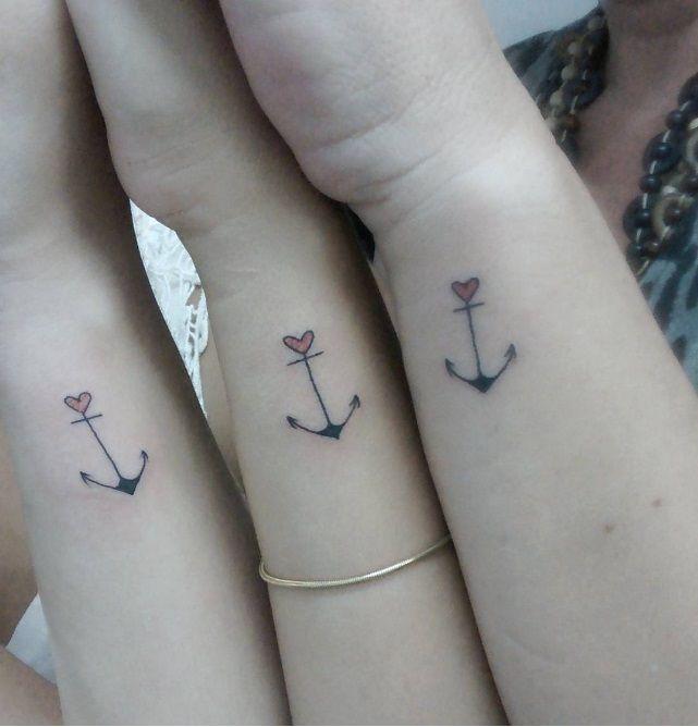 19 Petits Tatouages A Faire Avec Votre Meilleure Amie 13 Tatoo