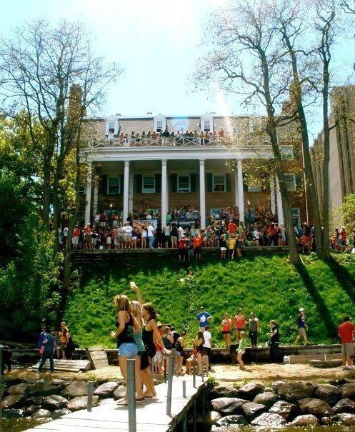 The Best Frat Party University Of Wisconsin Madison University