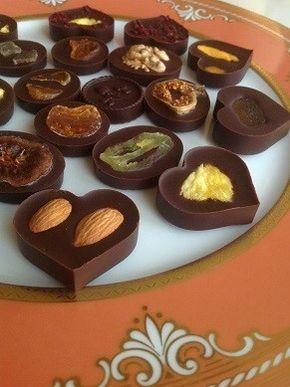 Шоколадные конфеты своими руками: из какао, из шоколада, с ...