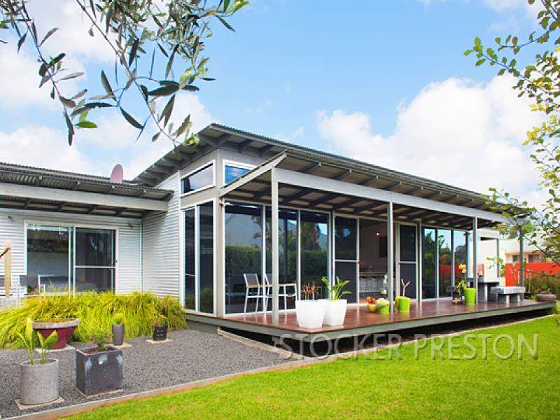 Sold Price For 7 Callistemon Drive Margaret River Wa 6285 Beach House Design Skillion Roof House Exterior