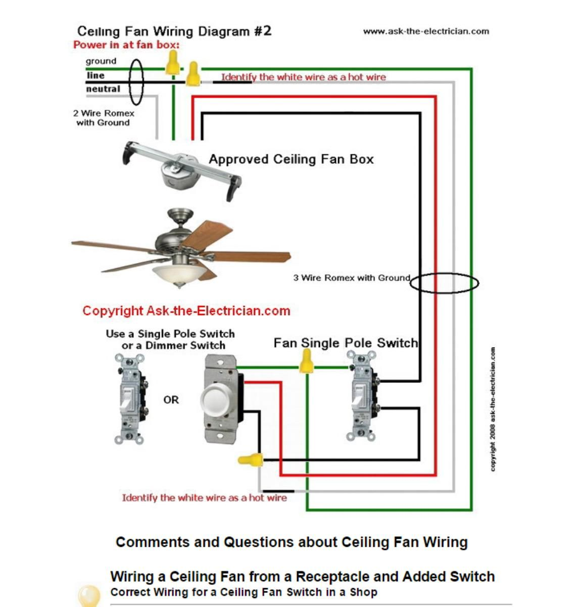 comments and questions about ceiling fan wiring wiring diagram update rh 18 plowe citytours duesseldorf de