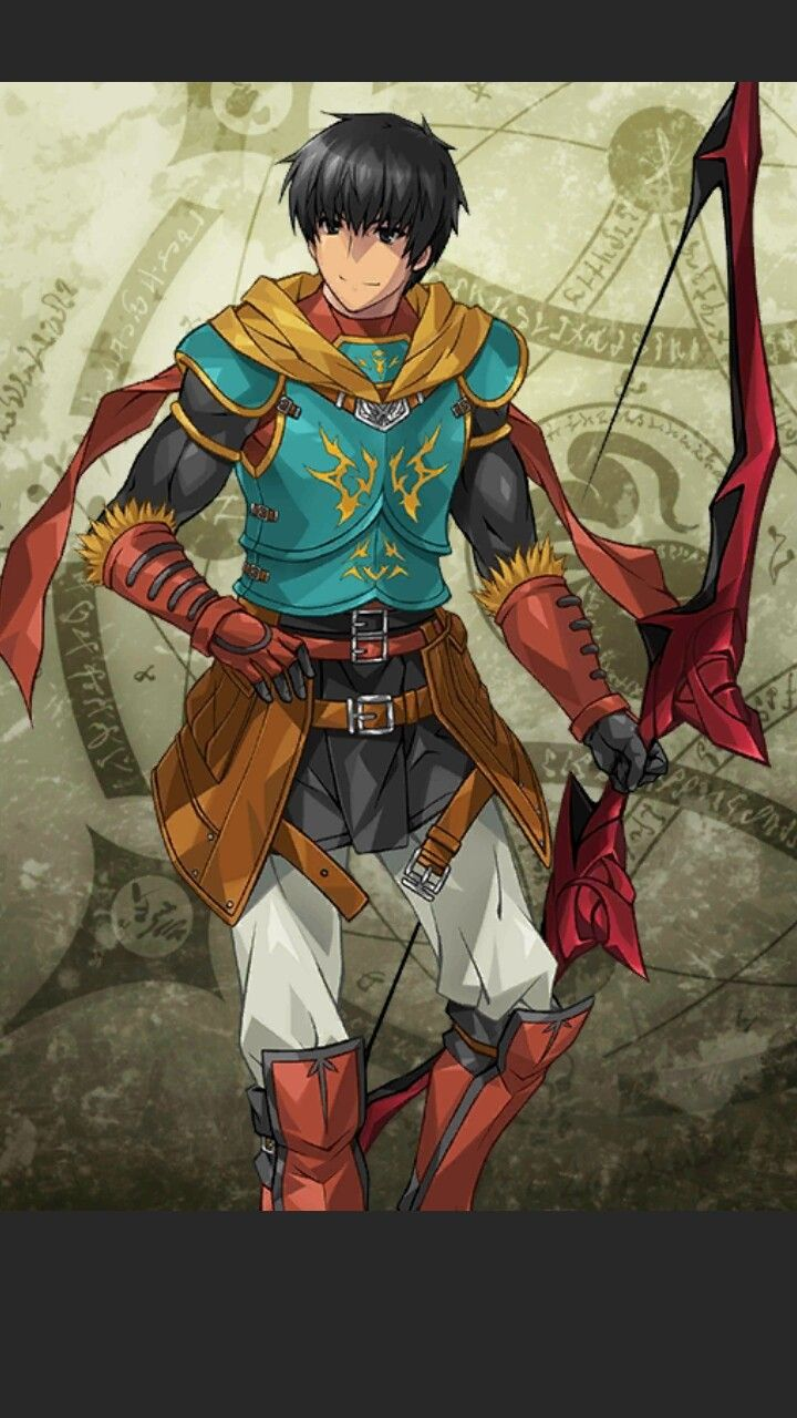 Arash art 3 Fate, Legendary warriors, Fate characters