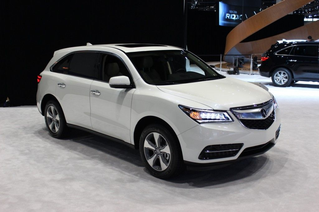 Acura CDX Review Release Date And Price Httpwwwautos - Price of acura suv