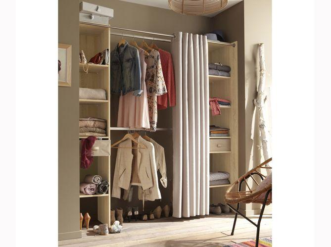 dressing pas cher nos solutions passion d co pinterest dressing pas cher dressing et. Black Bedroom Furniture Sets. Home Design Ideas