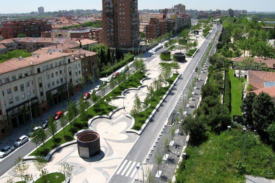 West 8 S Modern Parks And Public Spaces Urban Landscape Design Landscape Architecture Park Landscape Architecture