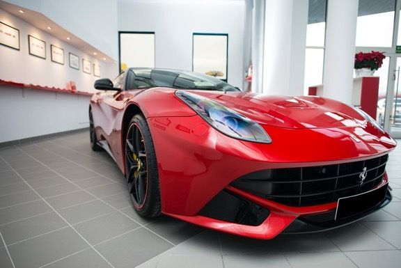 2013 Ferrari F12 Berlinetta, Borken DE - JamesEdition