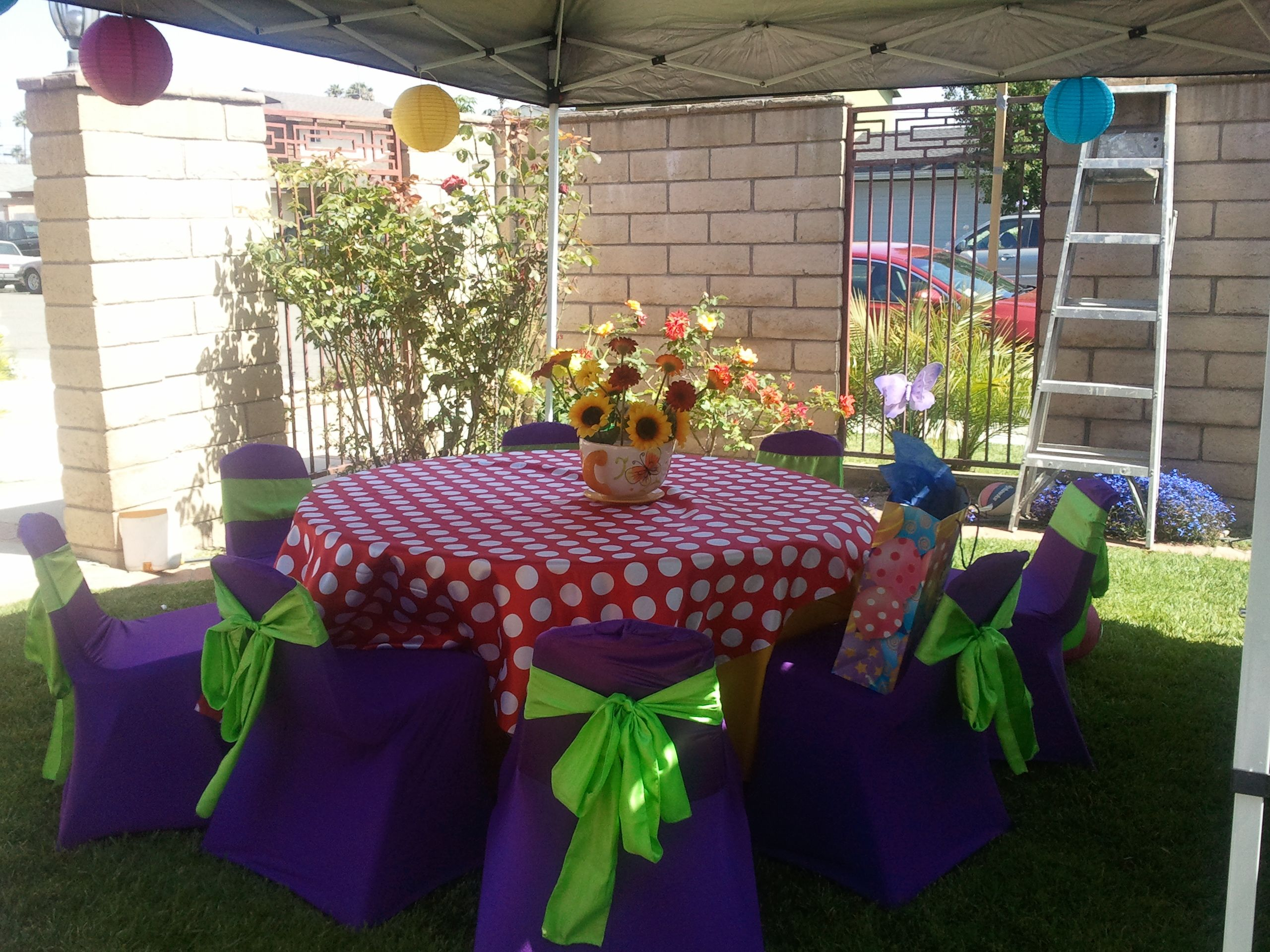 Kids tea party table - Posts About Garden Fairy Tea Party Theme Kids Birthday Party Ideas Decoration Centerpieces On Themes For Kids Party Rental