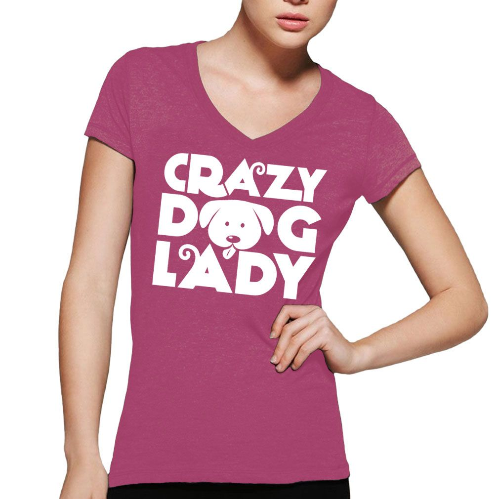 Crazy Dog Lady - Are you bold (and honest) enough to wear it? Pink ...
