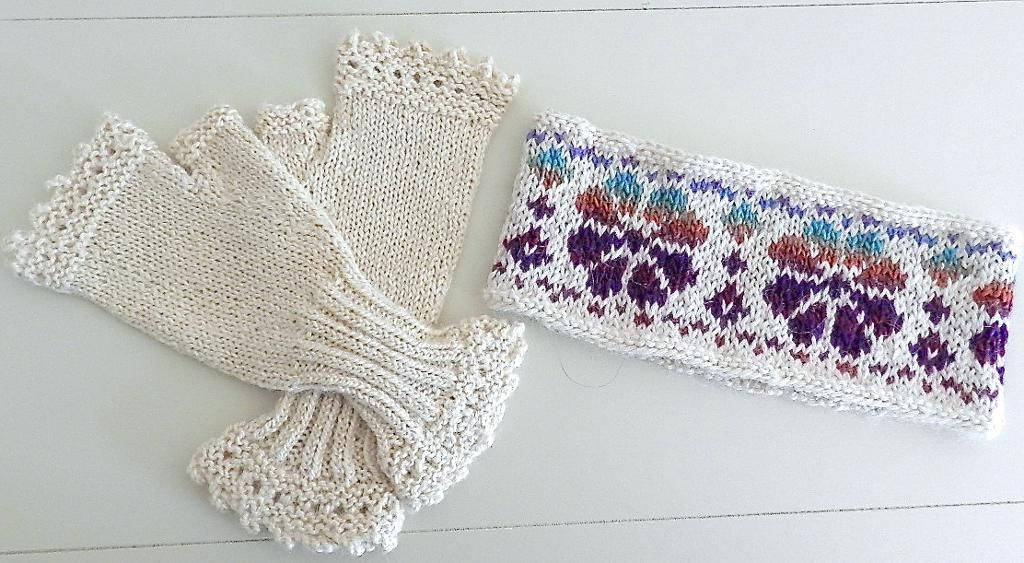 Looking for your next project? You're going to love Faux Fairisle Headband by designer Jill MacDonald.