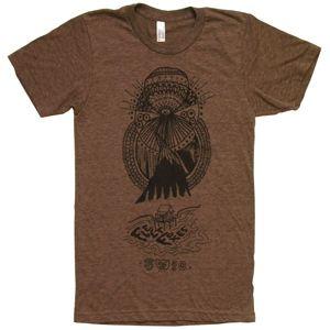 Fleet Foxes coffee mountain shirt