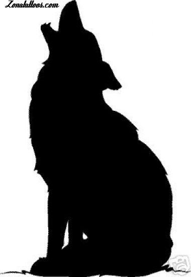 Dise 241 O De Lobos Animales Manualidades Pinterest