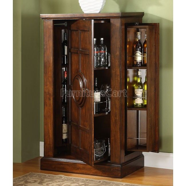 Dublin Armoire Bar In Distressed Walnut Ideas For The Game Bar Room Pinterest Armoire Bar