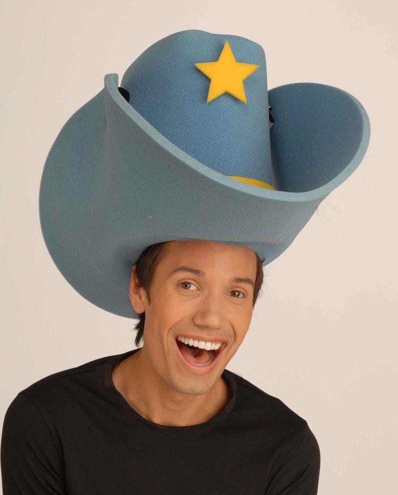 Giant Foam Cowboy Hat  928278bc0f8e